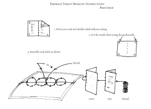 Book Binding Instructions