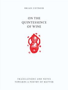 Quintessence of Wine Cover Cotnoir Alchemy